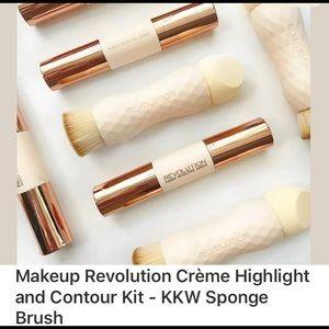 Makeup Revolution Creme Highlight & Contour Kit